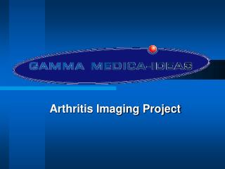 Arthritis Imaging Project