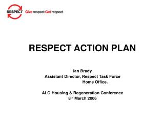 RESPECT ACTION PLAN