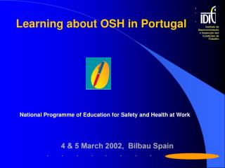 Learning about OSH in Portugal