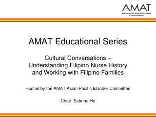 AMAT Educational Series
