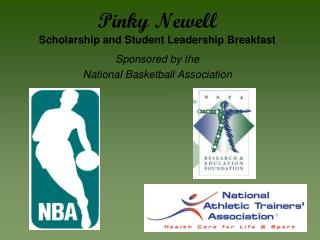 Pinky Newell  Scholarship and Student Leadership Breakfast