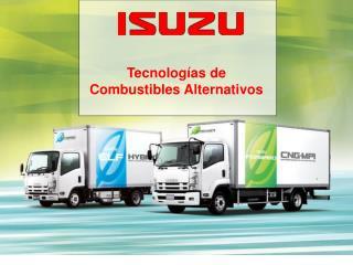 Tecnologías de Combustibles Alternativos