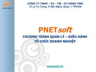 CÔNG TY TNHH – SX – TM – DV HÀNH TINH 31 Lý Tự Trọng, P. Bến Nghé, Quận 1, TPHCM