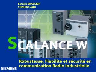 Industrial Wireless LAN