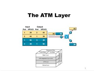 The ATM Layer