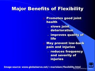 Major Benefits of Flexibility
