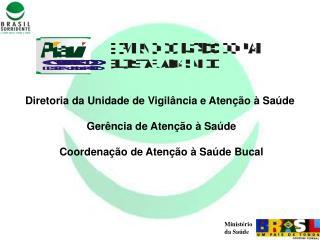 Diretoria da Unidade de Vigilância e Atenção à Saúde  Gerência de Atenção à Saúde