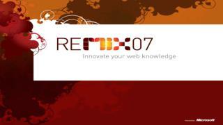 Online Media Partner Presentation