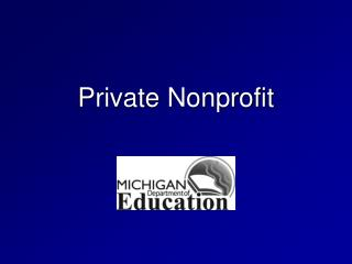 Private Nonprofit