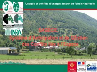 Usages et conflits d'usages autour du foncier agricole