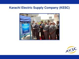 Karachi Electric Supply Company KESC