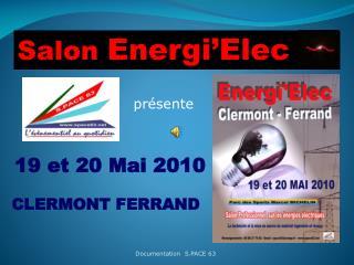 Salon  Energi'Elec