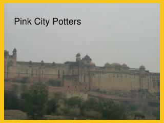 Pink City Potters