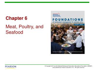 Chapter 6 Meat, Poultry, and Seafood