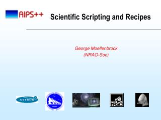 Scientific Scripting and Recipes