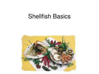 Shellfish Basics