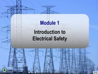 Introduction to Electrical Safety