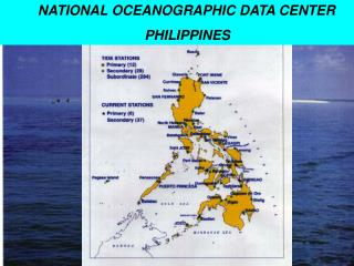 NATIONAL OCEANOGRAPHIC DATA CENTER                                      PHILIPPINES