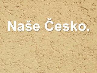 Na e Cesko.
