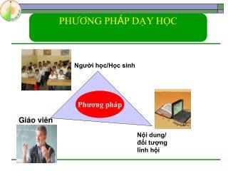 PH??NG PH � P D?Y H?C