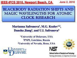 Blackbody radiation shifts and magic wavelengths for atomic clock research