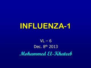 INFLUENZA-1