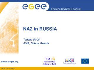 NA2 in RUSSIA