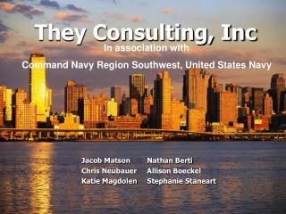 They Consulting, Inc