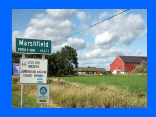 Marshfield Area Healthy Lifestyles Coalition ( MAHLC )