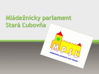 Mládežnícky parlament Stará  Ľubovňa