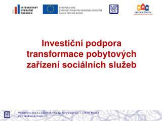 Ministerstvo práce a sociálních věcí, Na Poříčním právu 1, 128 00  Praha 2