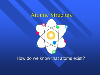 A deeper understanding of  Atomic Structure