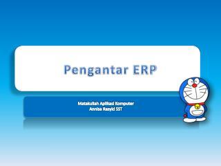 Pengantar  ERP