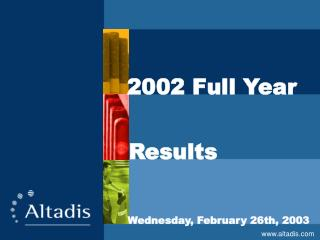2002 Full Year