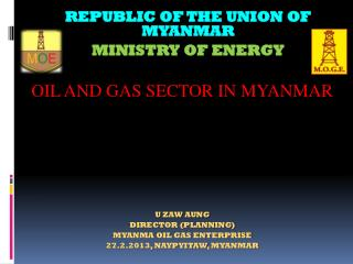 Republic of the Union of Myanmar