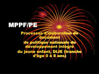 MPPF/PE
