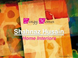 Shahnaz Husain Home Interiors