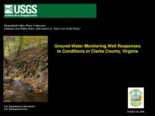 Shenandoah Valley Water Conference