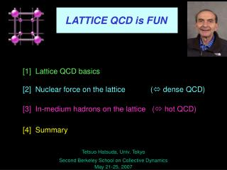 LATTICE QCD is FUN
