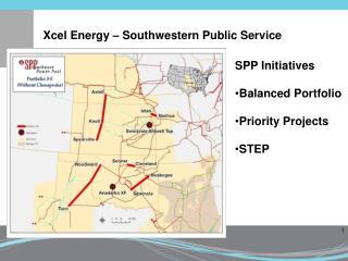 Xcel Energy – Southwestern Public Service