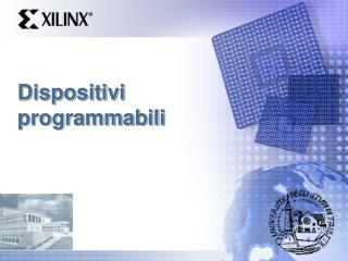 Dispositivi programmabili