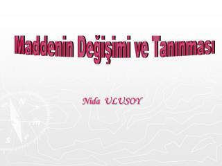 Nida  ULUSOY