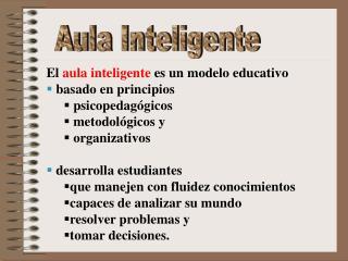 Aula Inteligente