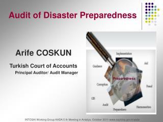 Audit of Disaster Preparedness