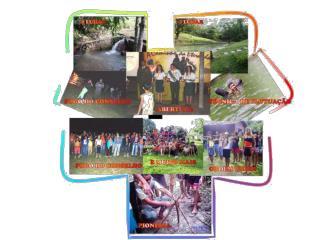 NOS DIAS 30-31/03 E 01/04 NESTE  PARAISO ACONTEÇEU O PRIMEIRO  CURSO DE  CAPITÃO E CONSELHEIRO