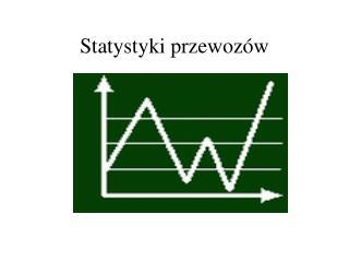 Statystyki przewozów