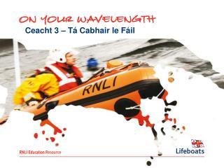 Ceacht 3 – Tá Cabhair le Fáil