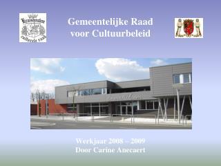 Gemeentelijke Raad  voor Cultuurbeleid