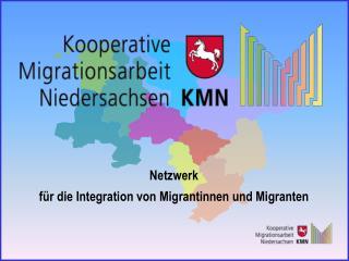 Netzwerk für die Integration von Migrantinnen und Migranten