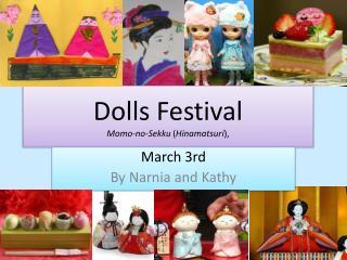 Dolls Festival Momo-no-Sekku  ( Hinamatsuri ),